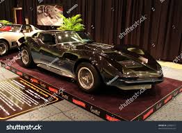 vintage corvette toronto february 11 1965 chevrolet manta stock photo 25085161
