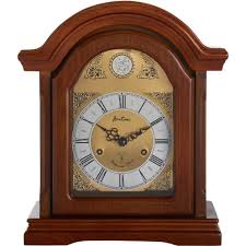Chiming Mantel Clock Redbridge Radio Controlled Chiming Mantel Clock 27cm