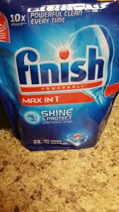 Dishwasher Not Using Soap Top 131 Complaints And Reviews About Finish Dishwasher Detergent