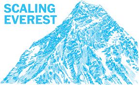 Icy Avalanche Everest U0027s Avalanche Through The Climbers U0027 Eyes Washington Post
