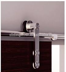 Interior Door Fitting China Manufacturer Design Steel Wood Sliding Door Fitting