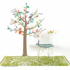 stickers arbre chambre enfant stickers arbre hibou chambre bébé vers chambre stickers chambre