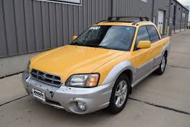 subaru yellow yellow subaru baja for sale used cars on buysellsearch