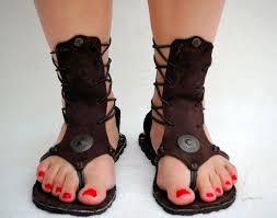 roman sandals ebay