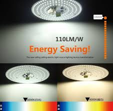 ceiling fans with bright led lights 6 diameter extra bright cool white 6000k led panel for ceiling