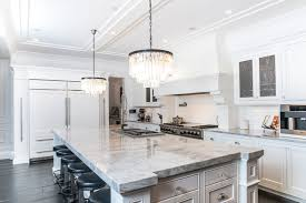 Kitchens With White Granite Countertops - white granite countertop houzz