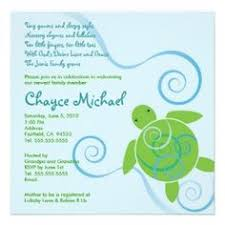 turtle baby shower invitations theruntime