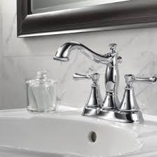 centerset bathroom sink faucets you ll wayfair
