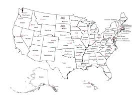 map of us cities interactive us map united states of and capitals us cities quiz