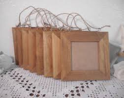wood frame ornament etsy
