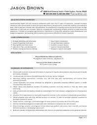 Best Sample Resume Insurance by Sample Resume Format Resume Free Download Template