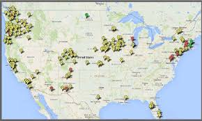 Usa Map With Cities And States by Southeast Us States And Capitals Game Gamehostznet List Of Us