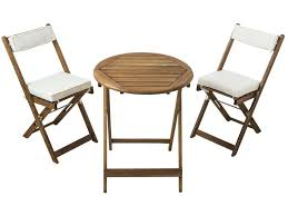ensemble table chaises ensemble table 2 chaises pliantes coussins gabby vente de