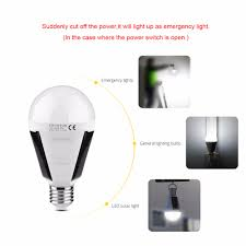rechargeable light for home waterproof led solar l night light home security led bulb 110v