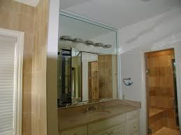 Mirror Wall Bathroom Custom Wall Mirrors Maryland Gallery From River Glass