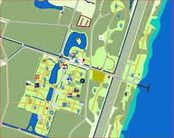 The Villages Map Villages Update Sha2017