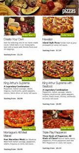 round table pizza near me now menu at round table pizza restaurant lynnwood