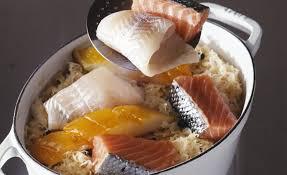 recette de cuisine poisson recette de choucroute de poisson