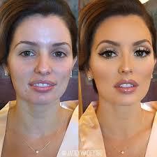 bridal makeup new york how to do bridal makeup using dinair airbrush makeup mugeek