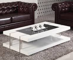 glossy white coffee table white coffee tables for sale glossy white particle wood surface