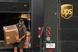 expecting a package heavy volume of shipments causes delivery