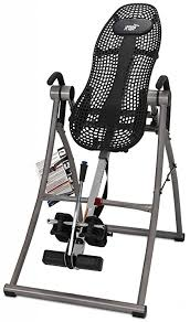 teeter inversion table amazon amazon com teeter contour l5 inversion table inversion equipment