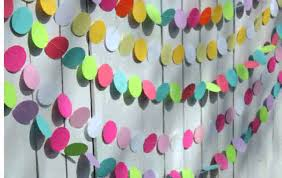 how to make home decorative things how to make birthday decorations out of crepe paper decoration