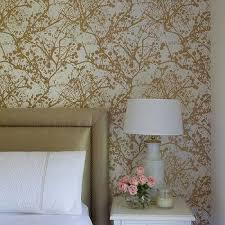 gold metallic wallpaper design ideas