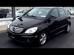 2007 mercedes b200 review 2008 mercedes b class b 200 sold