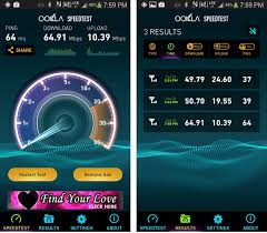 android speed test speedtest 3 0 comes to android with new interface and improved