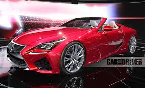 new lexus 2017 inside lexus cancels rc convertible focuses on new crossover based on