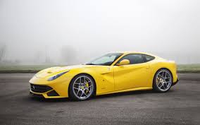 yellow f12 f12 berlinetta hd wallpapers high resolution