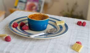 raspberry u0026 white chocolate creme brûlée food u0026 fitness always