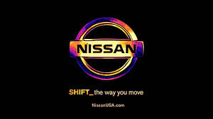 nissan logo deformed logo nissan youtube