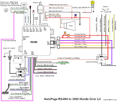2000 honda civic radio wiring diagram wiring diagram simonand