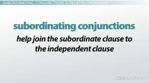subordinate clause examples u0026 definition video u0026 lesson