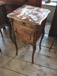 marble top bedside table marble top bedside table table designs