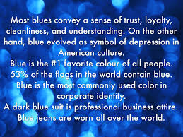 Dark Blue Meaning by Colour Meanings