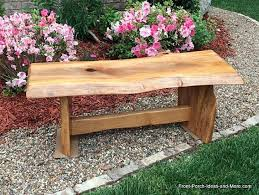 Building Wooden Garden Bench by 27 Charming Outdoor Garden Benches Perfect For Your Summer Garden