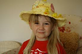 Easter Hat To Decorate by How To Make An Easter Bonnet Who U0027s The Mummy