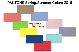 summer colors pantone spring summer colors 2016 my brand new image