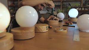 3ders org lightest the levitating lamp you can customize with