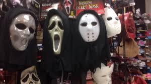 halloween masks at party city youtube