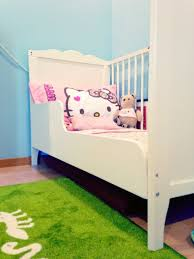 Screws For A Baby Crib by Toddler Crib Gets An Upgrade Ikea Hackers Ikea Hackers