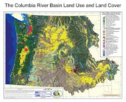 Great Basin Usa Map by The Columbia River Basin Land Use And Land Cover National