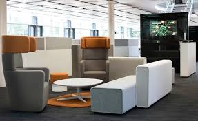 The New Work Space Will LoungeLike Office Furniture Inspire Big - Office lounge furniture