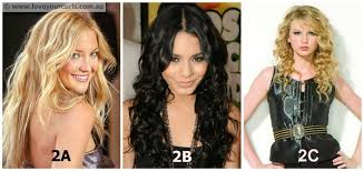 2a hair curly hair types love your curls