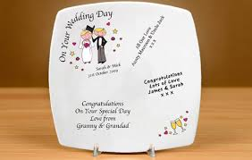 wedding signing plate character wedding signature plate diy