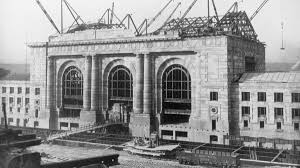1906 twelve railroad companies unite to form the kansas city