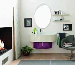 creative bathroom wall mirror design both in modern or classical